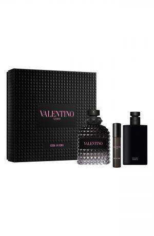 Valentino Uomo Born In Roma Eau De Toilette Set (Nordstrom Exclusive) (Usd $165 Value), Size - One Size