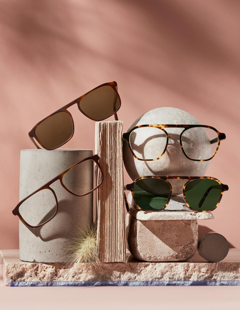 Warby Parker Makes a Case for Crossbar Eyewear