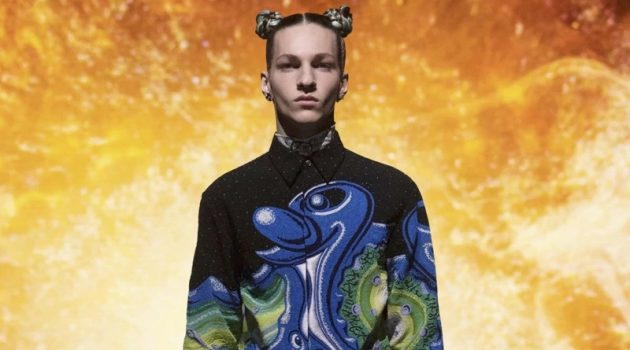 Dior Men Goes Futuristic with Fall '21 Collection