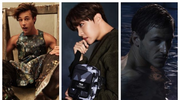 Week in Review: Cameron Dallas, BTS for FILA, Gaspard Ulliel for Chanel + More