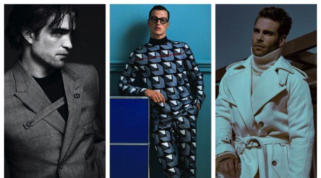 Week in Review: Robert Pattinson for Dior, Lars Burmeister, Jon Kortajarena + More