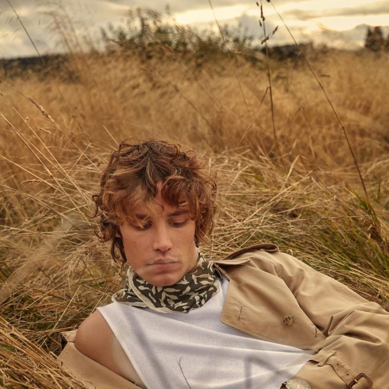 Florian Ventures Outdoors for Madame Figaro Story