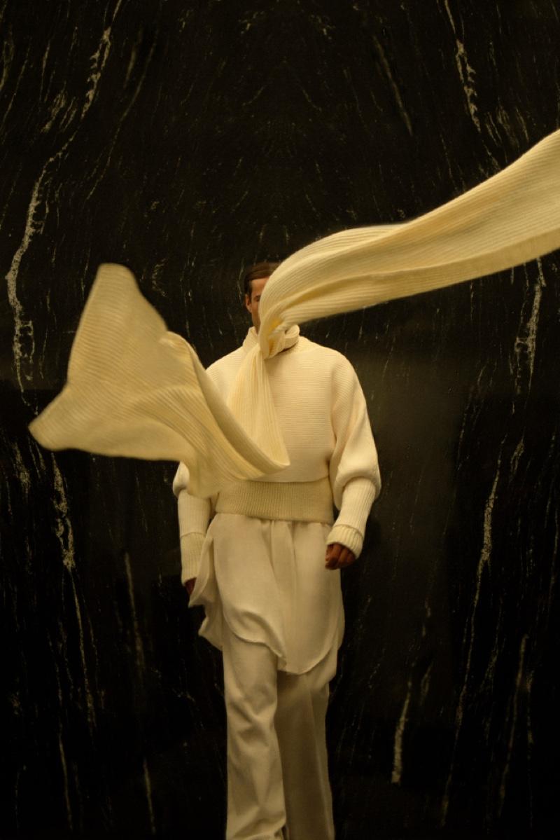 Gonçalo Tackles Eclectic Style for L'Officiel Hommes Belgium