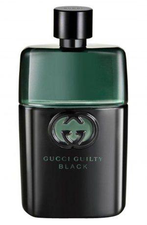 Gucci Guilty Black Pour Homme Eau De Toilette, Size - 3 oz
