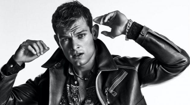 Rock Elegant: Elliott, Matty & Vincent for Harper's Bazaar Men Thailand