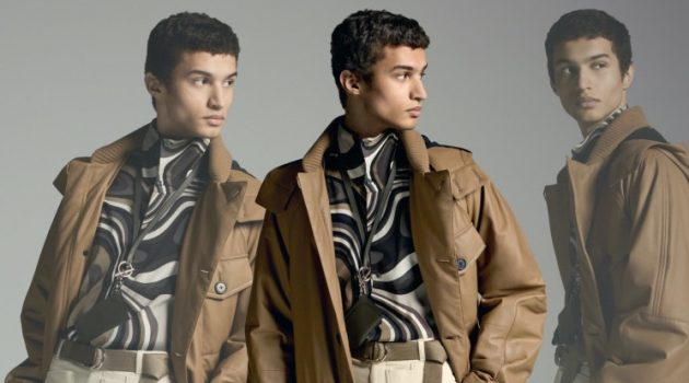 In the Moment: Marcell & George for Le Monde d'Hermes
