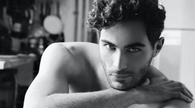 Lucas Alves Appears in New Photos by Habib Caiado