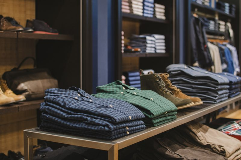 Mens Clothing Different Colors