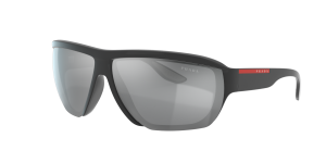 Prada Linea Rossa Man PS 09VS - Frame color: Grey, Lens color: Grey-Black