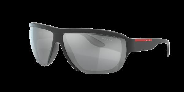 Prada Linea Rossa Man PS 09VS - Frame color: Grey, Lens color: Grey-Black
