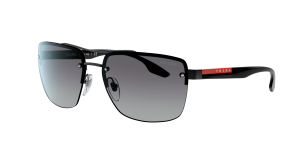 Prada Linea Rossa Man PS 60US - Frame color: Multicolor, Lens color: Grey-Black, Size 62-16/140