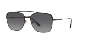 Prada Man PR 53VS - Frame color: Black, Lens color: Grey-Black