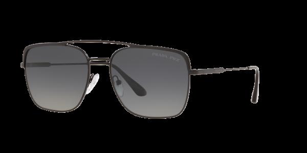 Prada Man PR 53VS - Frame color: Black, Lens color: Grey-Black