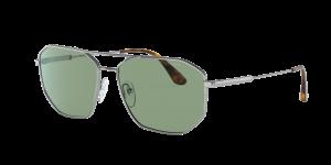 Prada Man PR 64XS - Frame color: Silver, Lens color: Green, Size 60-16/150