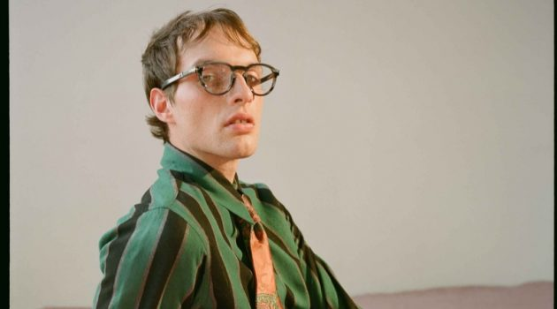 Rocky is Geek Chic for Esquire México