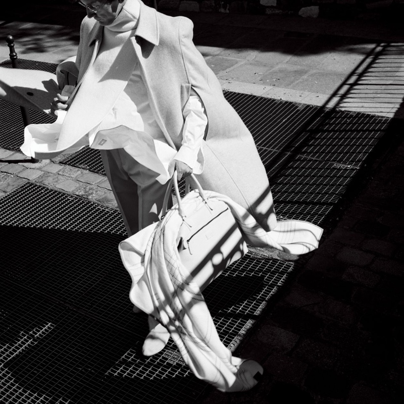 Thilo Dons Chic Layers for WSJ. Magazine