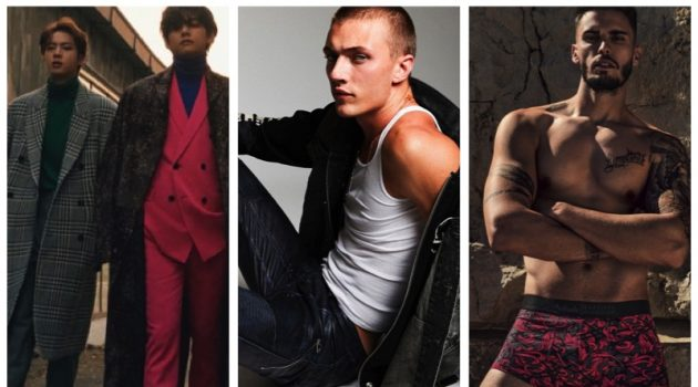Week in Review: BTS, Lucky Blue Smith, Baptiste Giabiconi + More
