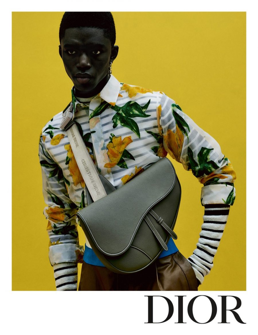 Babacar, Jeremiah & Samer Inspire in Vibrant Dior Men Campaign