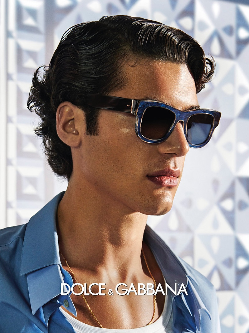 Dolce & Gabbana Makes a Splash with Spring '21 Campaign