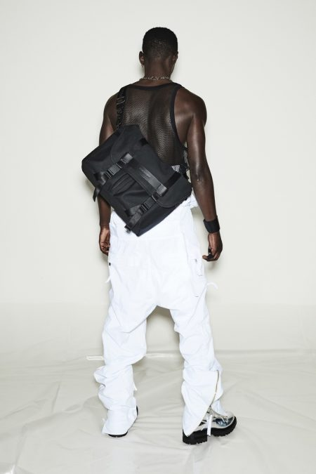 The Dsquared2 Man Goes Industrial