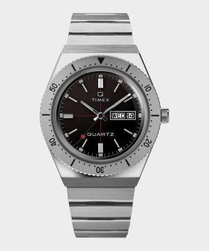 Exclusive Timex Q + Todd Snyder Bracelet Watch