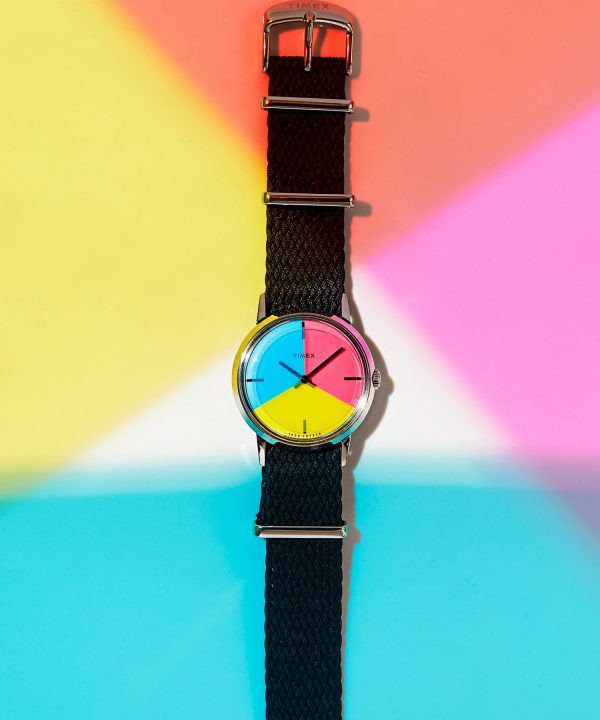 Exclusive Timex + Todd Snyder Pride Watch