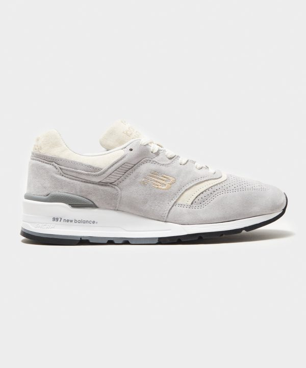 Exclusive Todd Snyder + New Balance 997 Triborough in Grey
