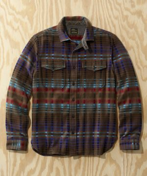 L.L.Bean x Todd Snyder Chamois Shirt in Multi