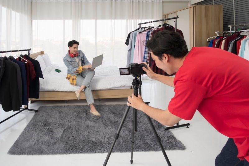 Male Fashion Vlogger