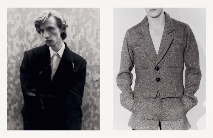 Passage: Benno & Connor for Man About Town