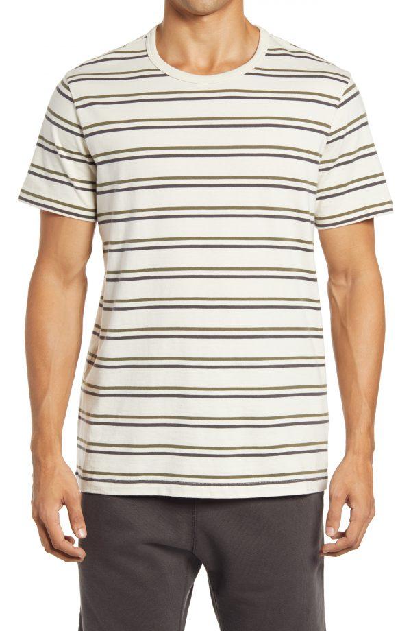 Men's Madewell Allday Crewneck T-Shirt, Size Large - White