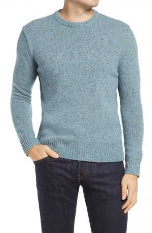 Men's Madewell Crewneck Sweater, Size Small - Blue