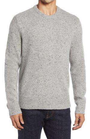 Men's Madewell Crewneck Sweater, Size Small - Grey