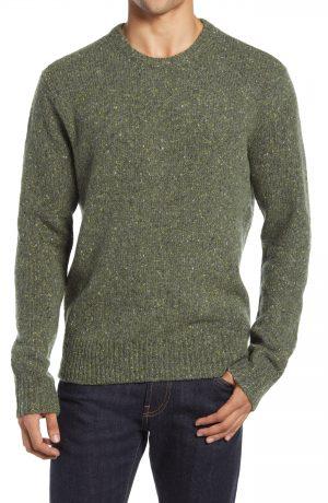 Men's Madewell Crewneck Sweater, Size XX-Large - Green