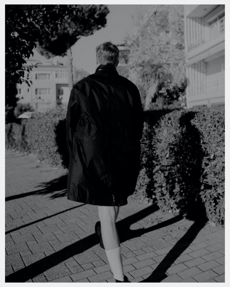 Otto Valter 2021 L'Officiel Hommes Turkey Fashion Editorial