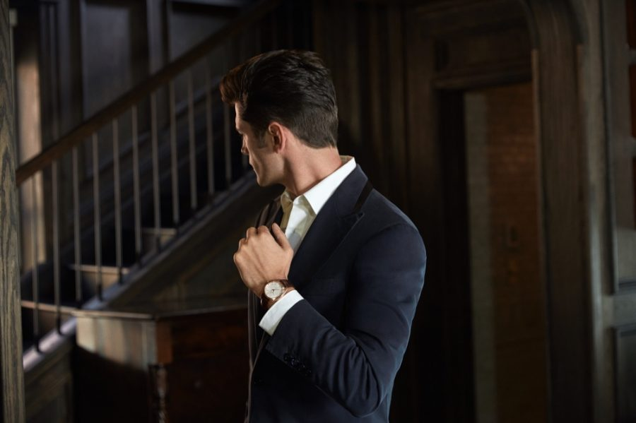 Sean O'Pry Fronts OMEGA Social Campaign