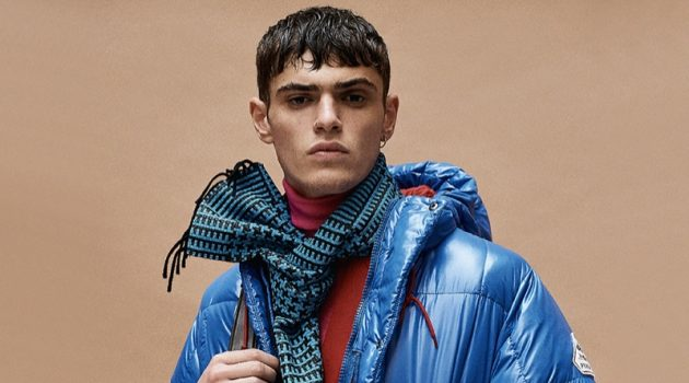 Sergio, Joel, Mattia & Jack Bundle Up for Sportweek