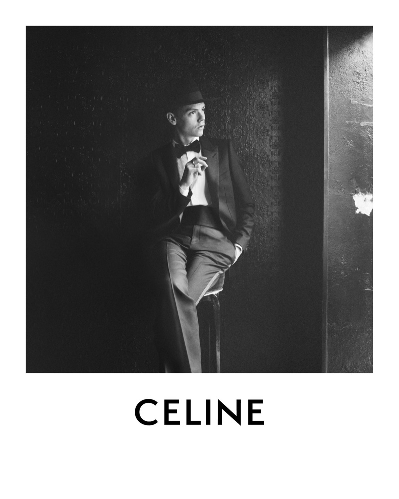 Thomas Brodie-Sangster Fronts Celine Campaign