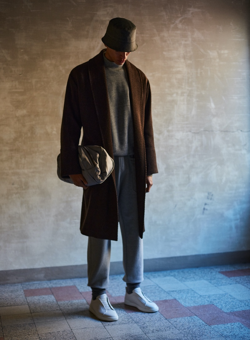 Z Zegna Tackles Sophisticated Leisure