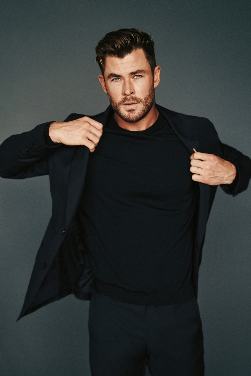 Chris Hemsworth stars in a new campaign as the BOSS global brand ambassador.
