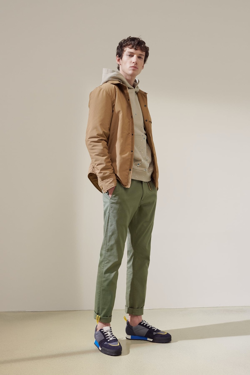 Closed Presents Spring Collection of Relaxed Essentials