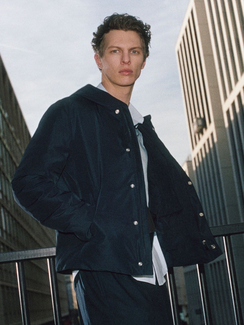 Tim Steps Out in Core by COS Collection