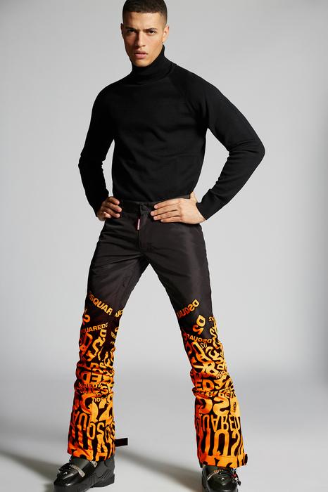 DSQUARED2 Men 5 pockets Black Size 28 100% Polyester