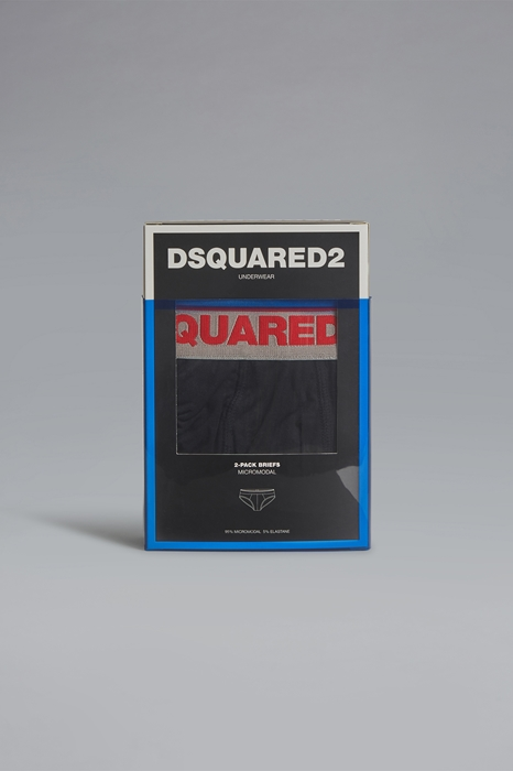 DSQUARED2 Men Brief Red Size S 94% Modacrylic 6% Elastane