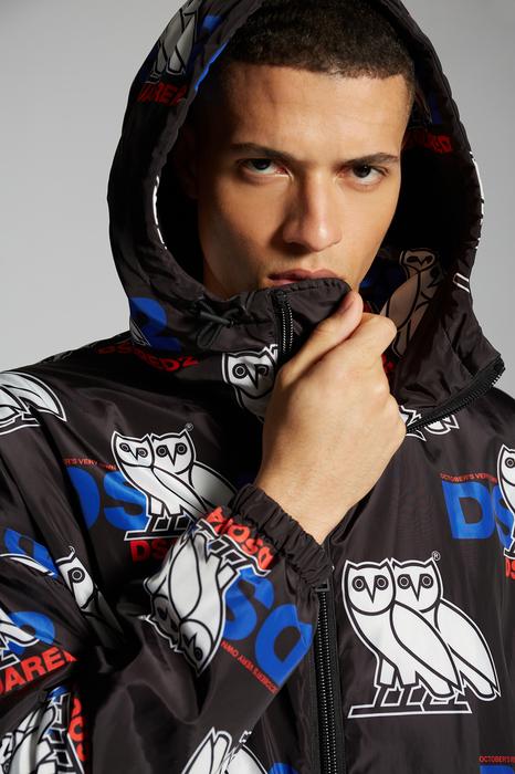 DSQUARED2 Men Coat Multicoloured Size L 100% Polyester