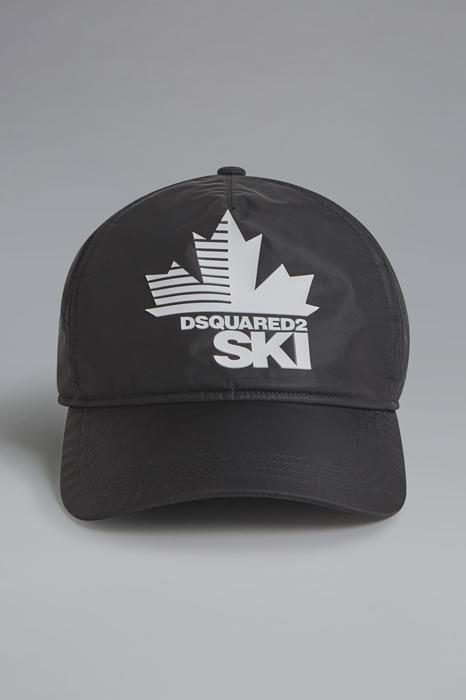 DSQUARED2 Men Hat Black Size OneSize 100% Polyester