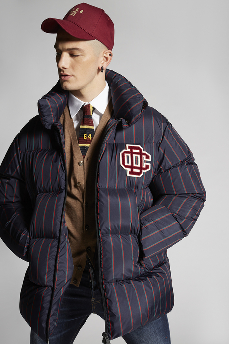 DSQUARED2 Men Jacket Multicoloured Size 42 100% Polyester