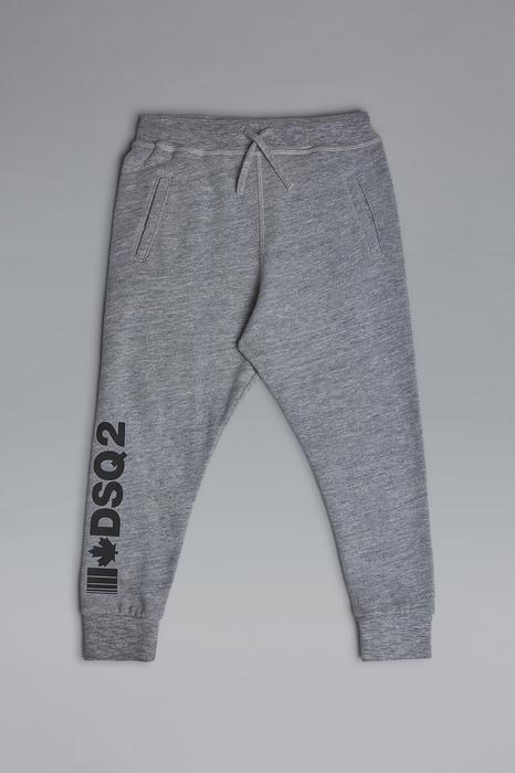 DSQUARED2 Men Pants Grey Size 8 92% Cotton 8% Viscose