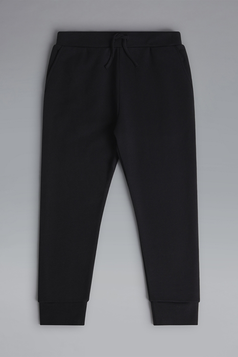 DSQUARED2 Men Sweat pants Black Size 10 100% Cotton