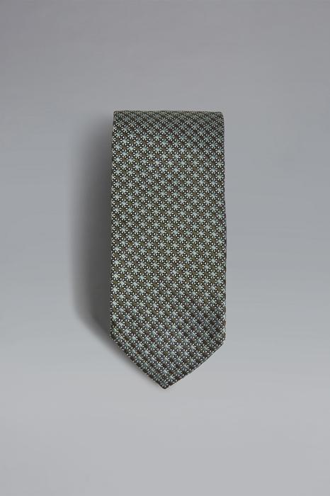 DSQUARED2 Men Tie Light green Size OneSize 100% Silk